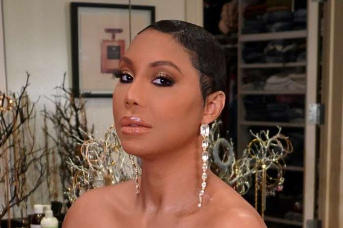 Tamar Braxton Like Kylie Jenner Wears Nothing In New Photo And BF David Adefeso Has A Few Thoughts On The Matter