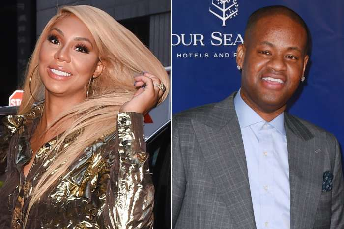Tamar Braxton Flaunts Her Assets In Old Hollywood Style Photos While Vince Herbert Is Allegedly Hiding His From Sony Music