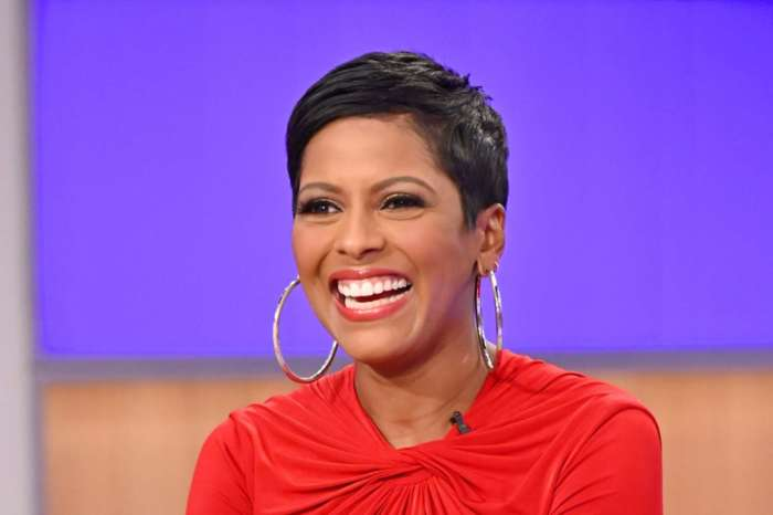 Tamron Hall Shares The Reason Why She Kept Her Pregnancy A Secret - Talks Having A Baby at 48!