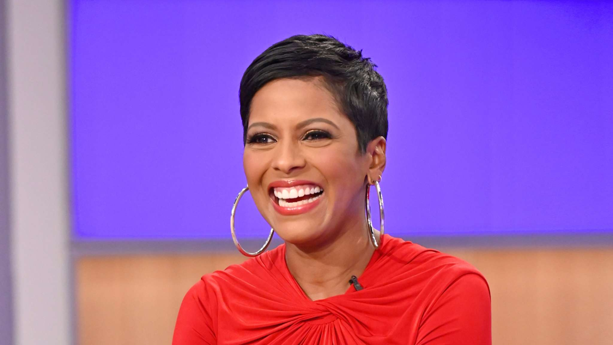 """""""tamron-hall-shares-the-reason-why-she-kept-her-pregnancy-a-secret-talks-having-a-baby-at-48"""""""