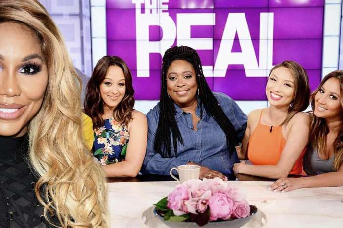 The Ladies Of The Real Are Fed Up With Tamar Braxton Shading Them (Video)