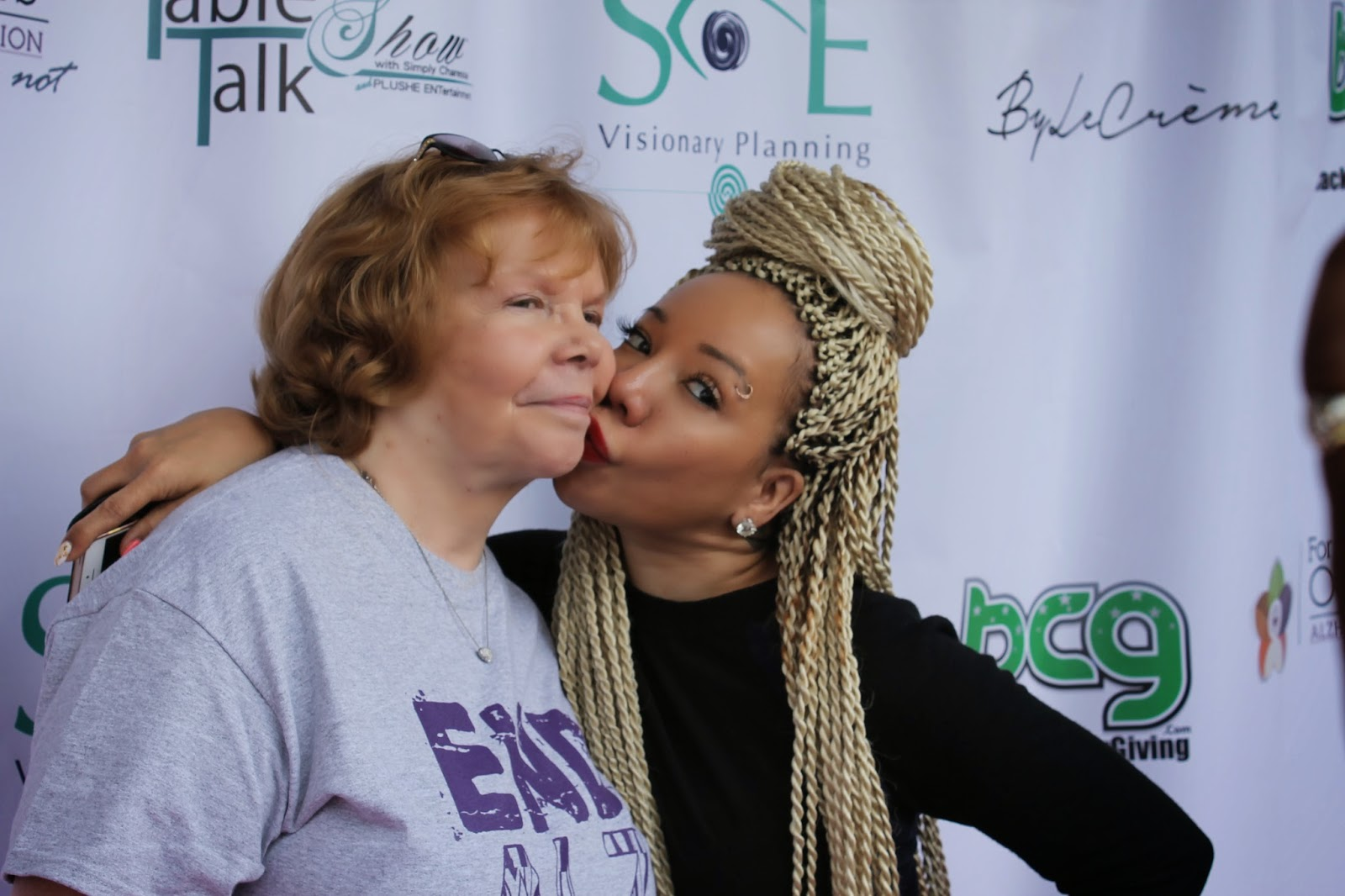 Tiny Harris Shares More Pics From The The Black Music Honor Awards - Fans Adore Her Mom Who Is Also Present At The Important Event