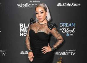Tiny Harris Debuts Gorgeous New Hairstyle In Intimate Photos Where T.I. Is Hugging And Cuddling Her -- The Couple Is Sticking Like Glue Through Thick And Thin