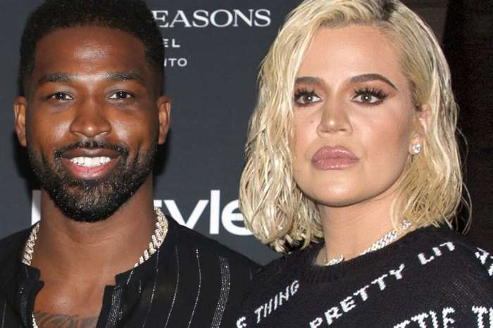 KUWK: Tristan Thompson Flirts With His Ex Khloe Again - Calls Her A 'Beautiful Diamond!'