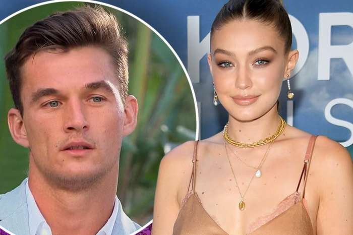Tyler Cameron And Gigi Hadid Are Reportedly 'Just Friends'