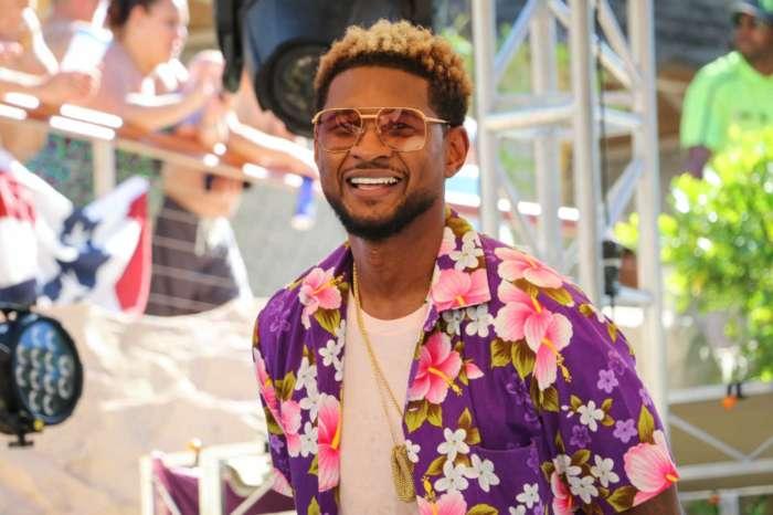 Usher Gets A Major Win Against Quantasia Sharpton