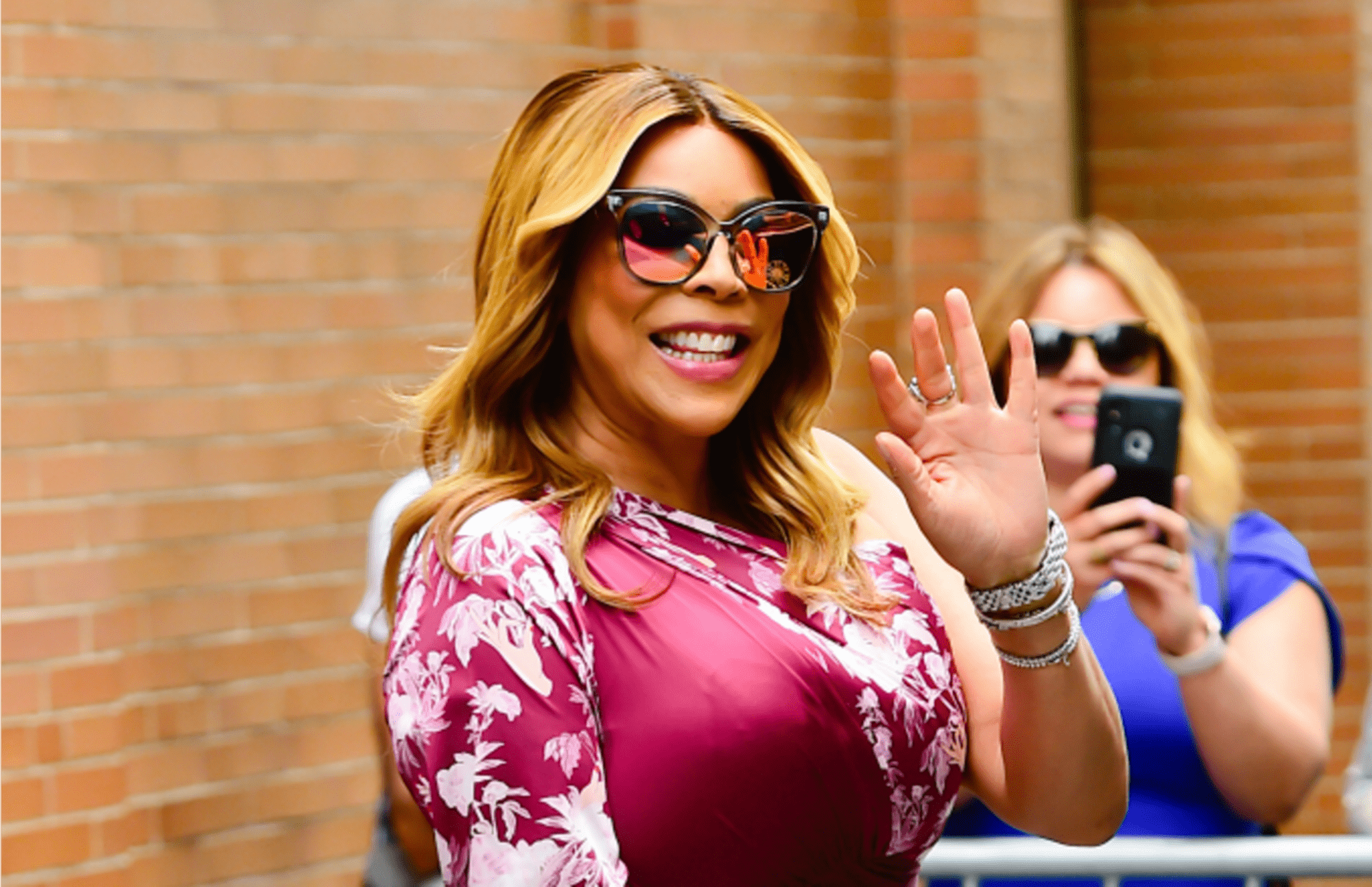 Wendy Williams Andy Cohen 50 Cent