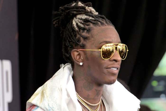 Young Thug Shares Photo From Hospital After Showing Love For Lil Nas X