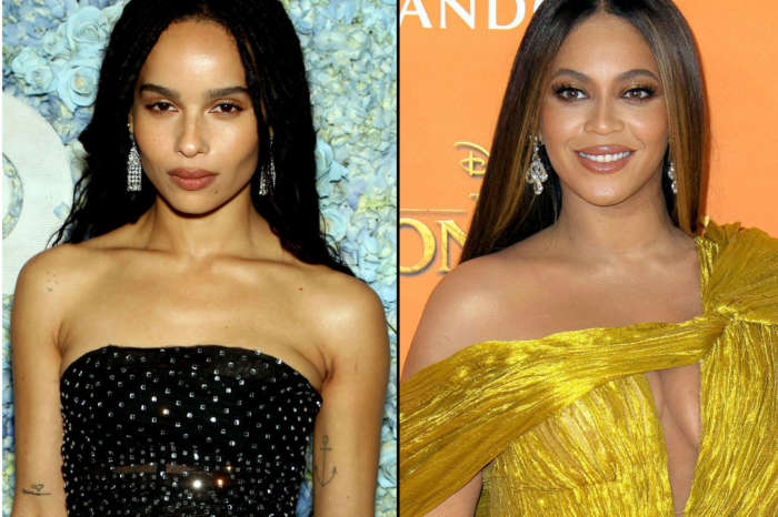 Zoe Kravitz Gushes Over Beyoncé Dressing Like Mom Lisa Bonet For Halloween
