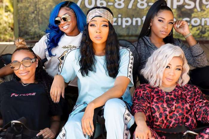 Tiny Harris Joins BFFs Toya Wright And Monica In New Photos While Horseback Riding And Zip Lining