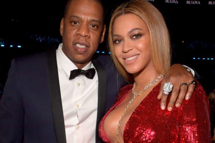 Beyonce Looks Stunning In A Glittery Red Dress While Celebrating Her Mother-In-Law's Birthday!