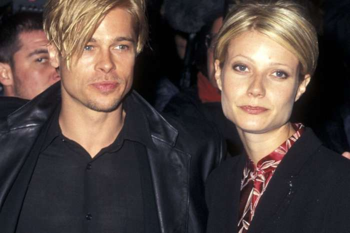Brad Pitt Tells The Story Of How He Defended Gwyneth Paltrow From Harvey Weinstein!