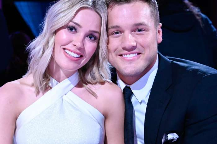 Cassie Randolph Addresses Reports That Colton Underwood's Feelings For Her Are Much Stronger Than Hers!