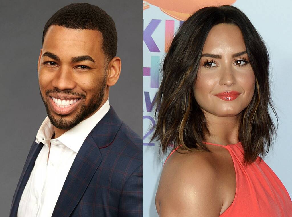 """mike-johnson-says-he-and-demi-lovato-are-taking-things-slow-no-pressure"""
