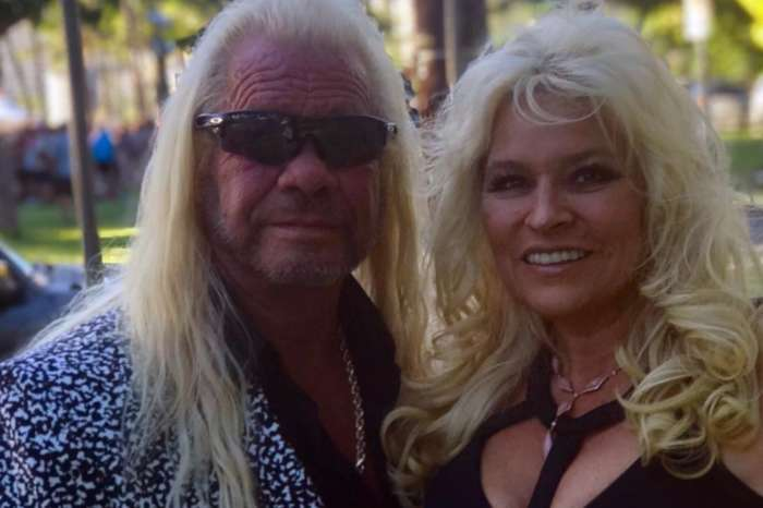 Dog The Bounty Hunter Says He Was Hospitalized Due To A Broken Heart From Beth Chapman's Death