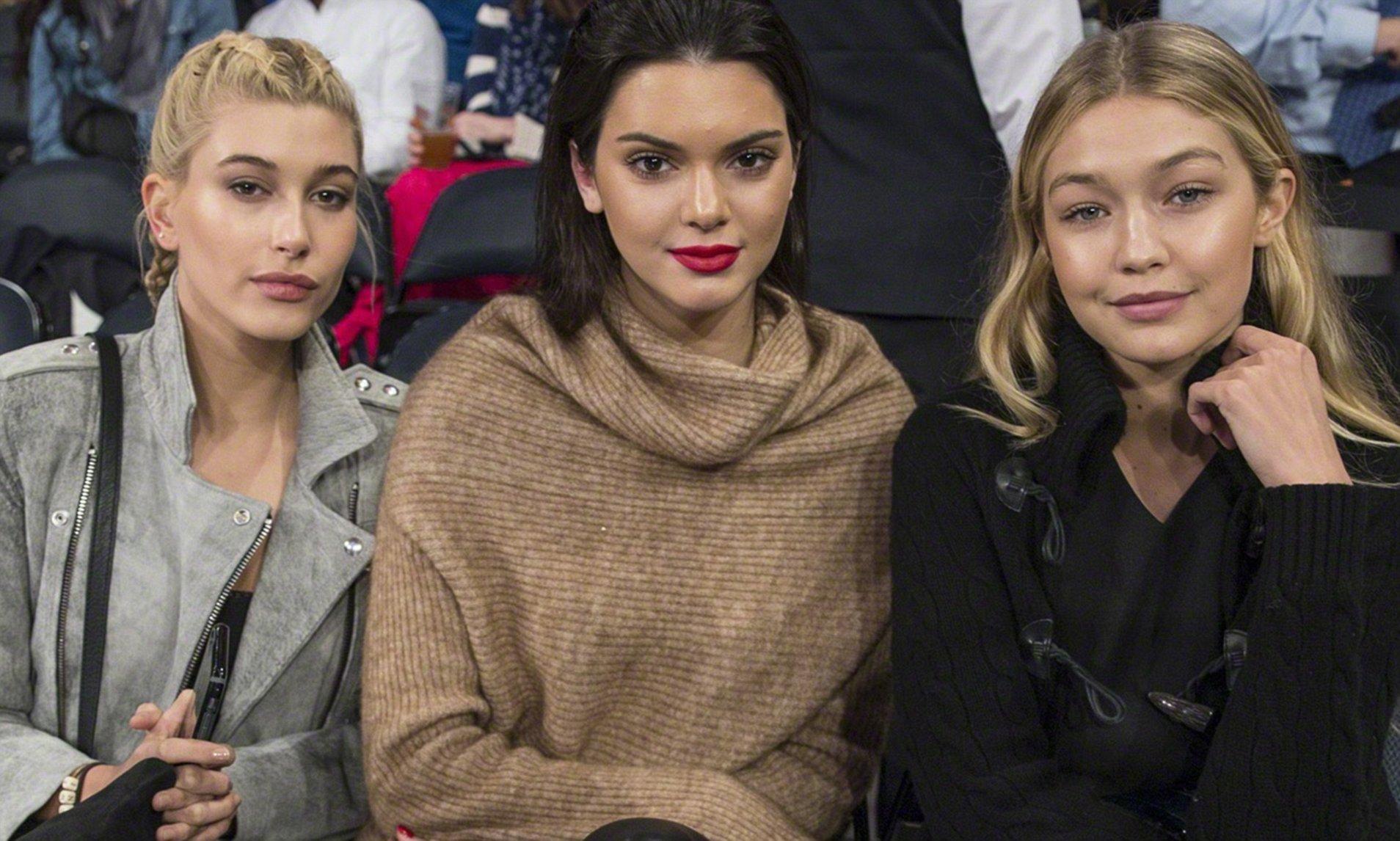 Hailey Baldwin 'used to feel inferior' to Gigi Hadid, Kendall Jenner