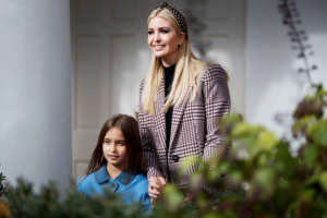 Ivanka Trump's Daughter Falls Hard And Injures Her Head - Here's What She Wants Other Parents To Know