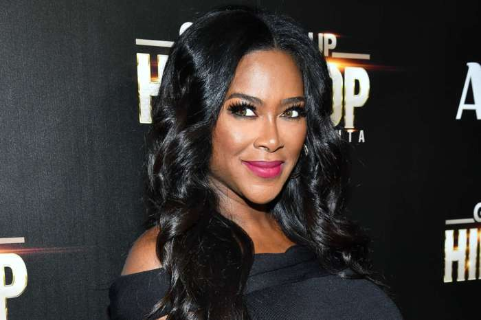 Kenya Moore Reveals To Her Fans What Keeps Her Camera Ready