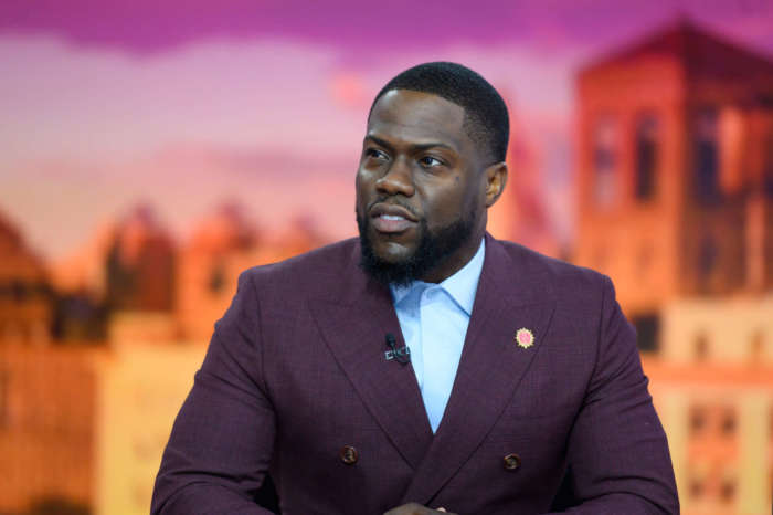 Kevin Hart Is Back Home After Scary Car Crash And Still Can't Believe He's Alive