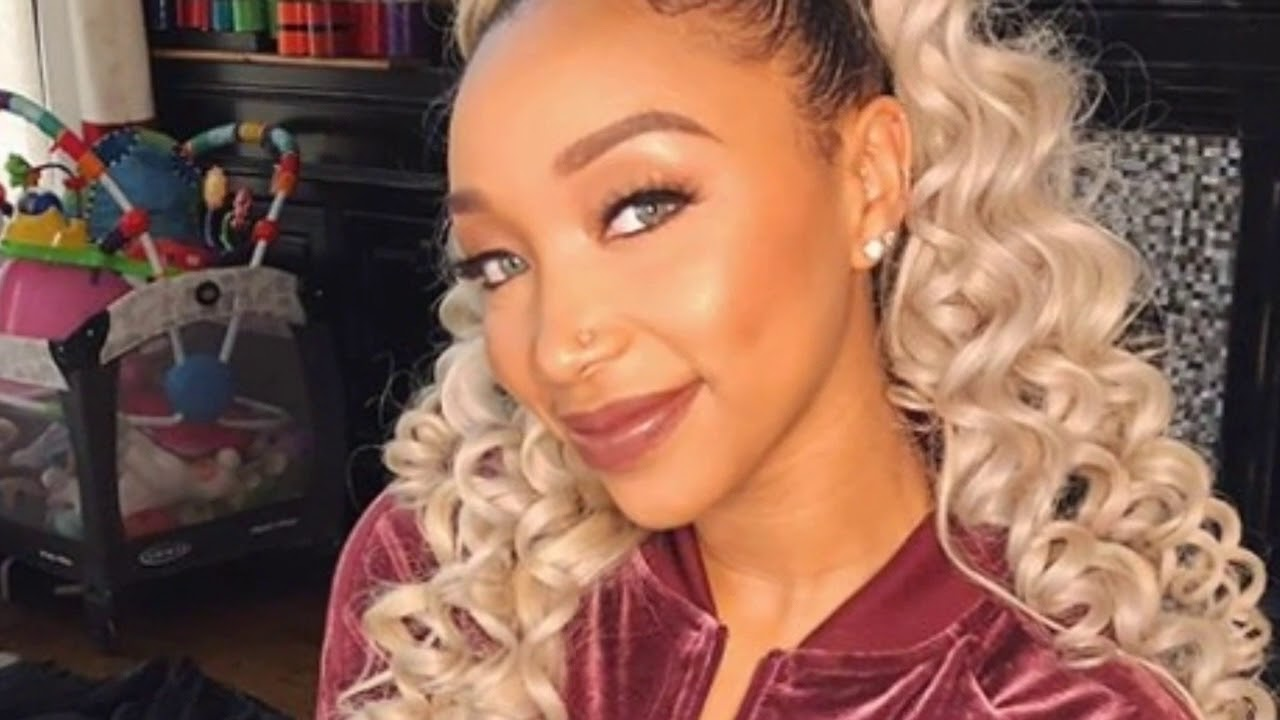 Tiny Harris' Daughter, Zonnique Pullins Sparks Pregnancy Rumors With Her Latest Post
