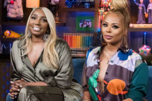 NeNe Leakes Attends Eva Marcille's Baby Shower - See The Gorgeous Pics