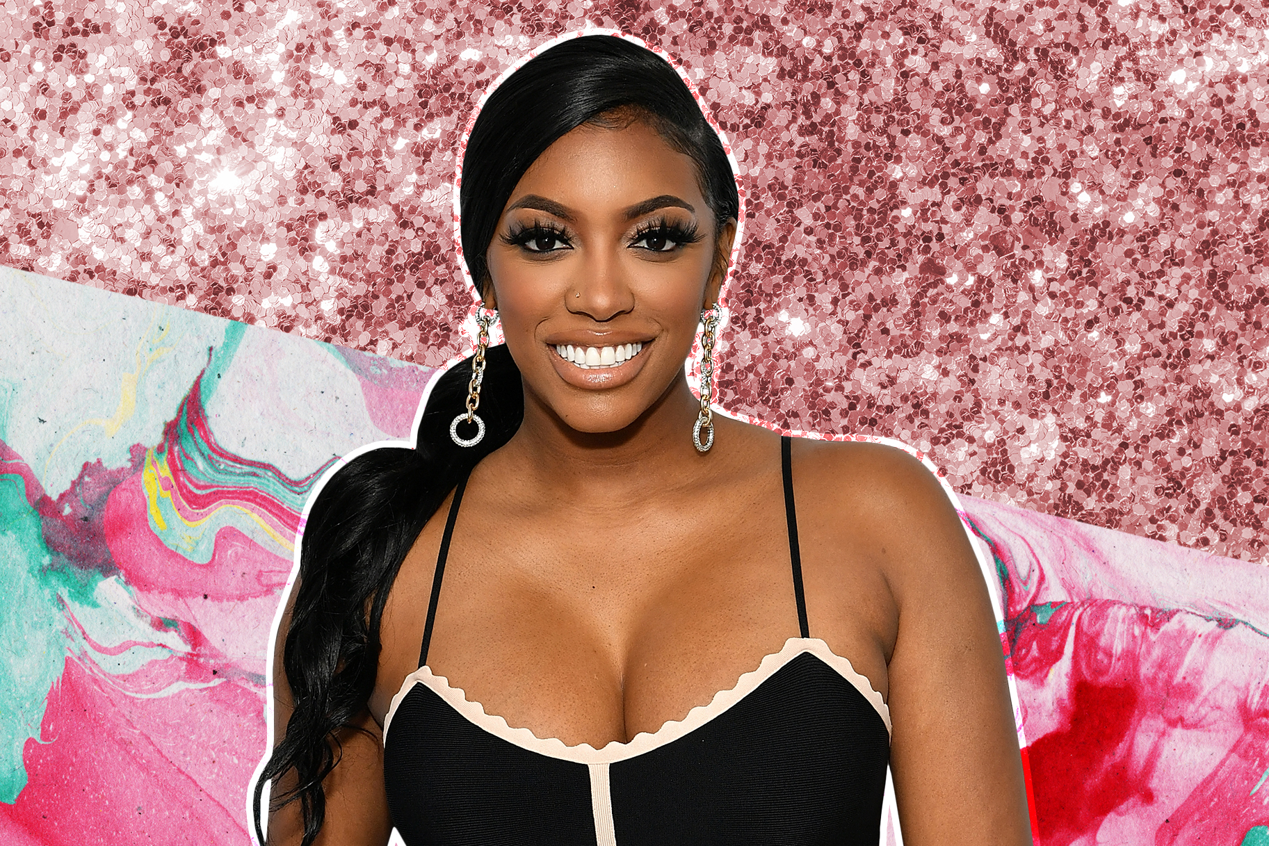 Porsha Williams Is Back On 'Dish Nation' And Fans Are Here For It