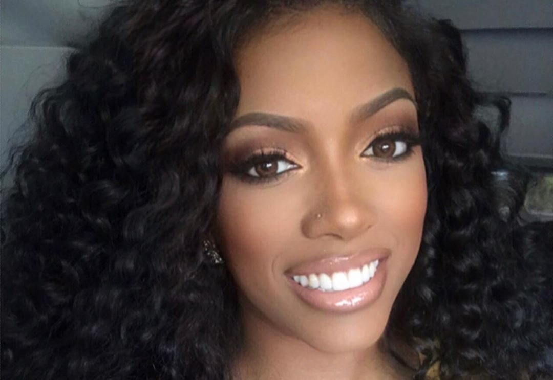 Porsha Williams Shows Fans What Mommy And Daddy Are Doing While Baby Pilar Jhena Are Asleep - See The Juicy Video