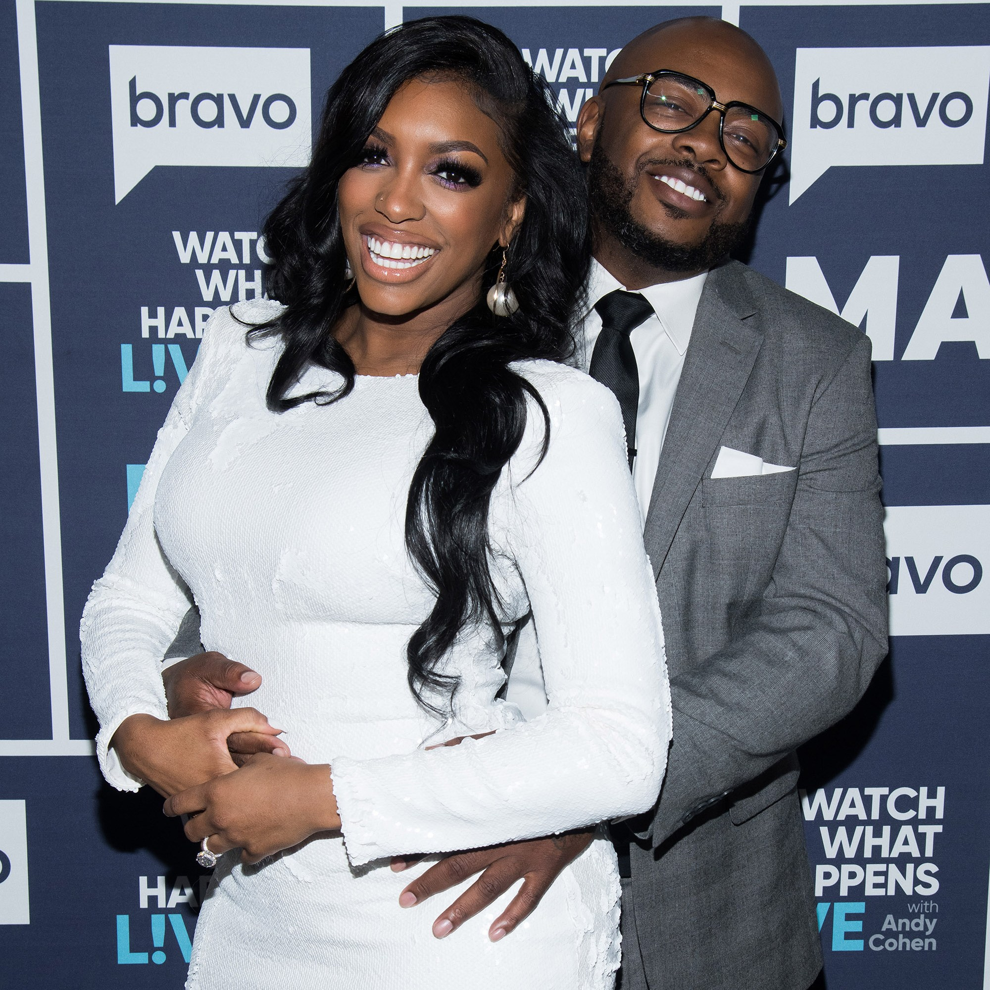Porsha Williams Poses With Her Family – Fans Are Happy To