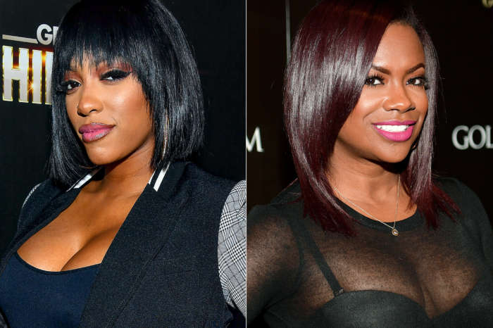 Porsha Williams Hangs Out With Kandi Burruss And Fans Could Not Be Happier