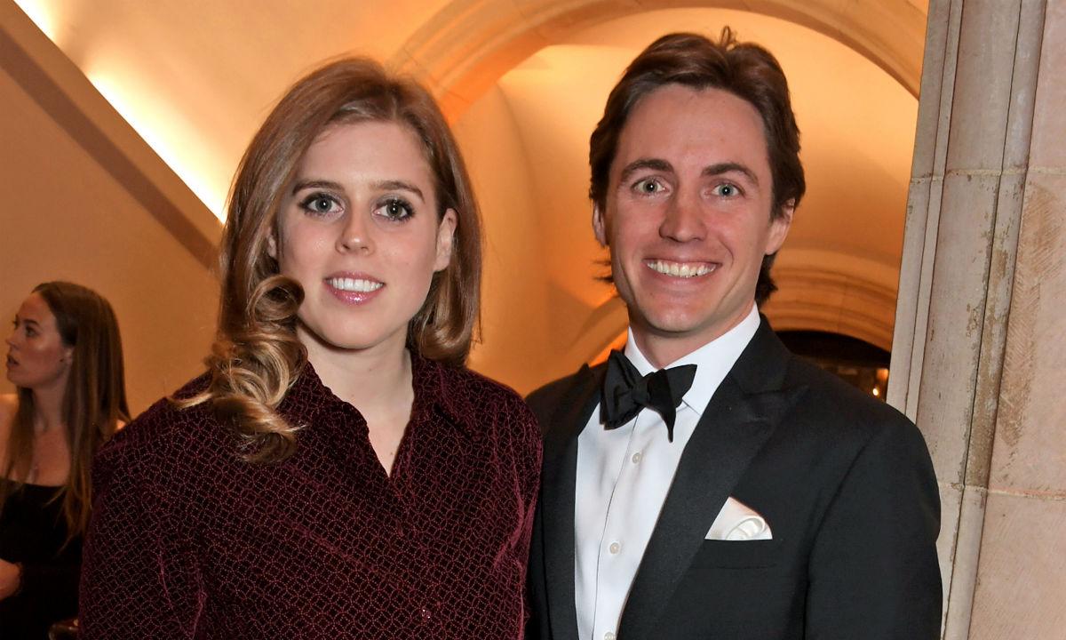 Princess Beatrice engaged to tycoon boyfriend Edoardo Mapelli Mozzi