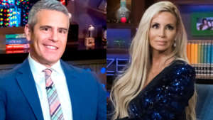 Camille Grammer Drags Andy Cohen - Asks The Man To Stop 'Forcing This Two-Faced Narrative' On Her