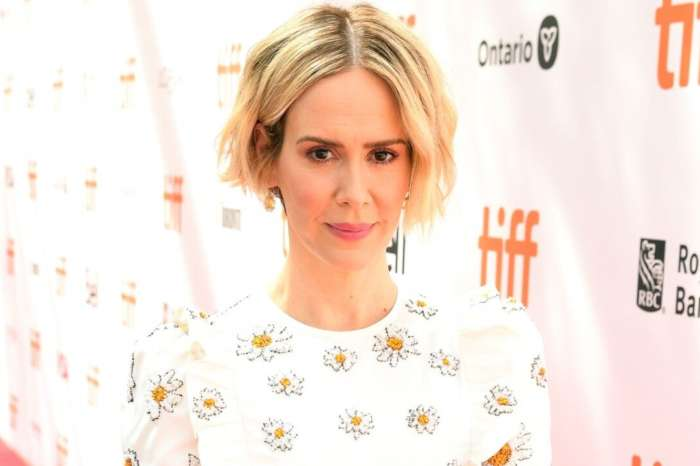 Sarah Paulson Teases She 'May Pop Up' On The New 'American Horror Story' Season After All!