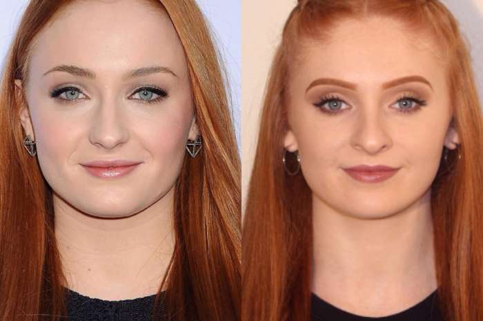 Sophie Turner's Body Double On 'Game Of Thrones' Says Joe Jonas Mistook Her For His Wife And Leaned In For A Kiss Once