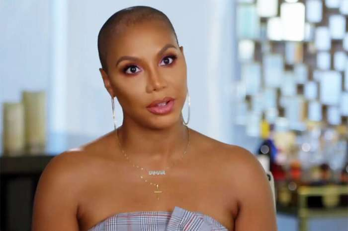 Tamar Braxton Says She'd Marry David Adefeso If He Proposed - Shades Her Ex Vincent Herbert