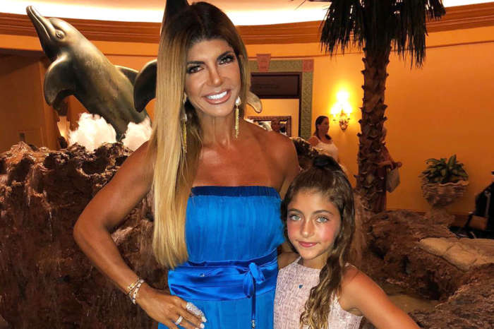 Teresa Giudice Throws Daughter Audriana An Epic 10th Birthday While Joe Is Still in ICE