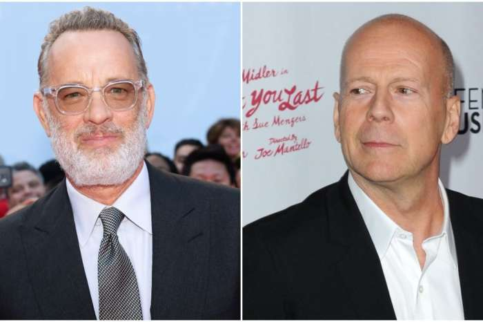 Tom Hanks Says Bruce Willis Is His 'Nemesis' Now - Here's Why!