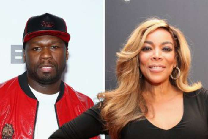 50 Cent Shades Wendy Williams Again With Ridiculous Photoshopped Image After Complimenting Each Other