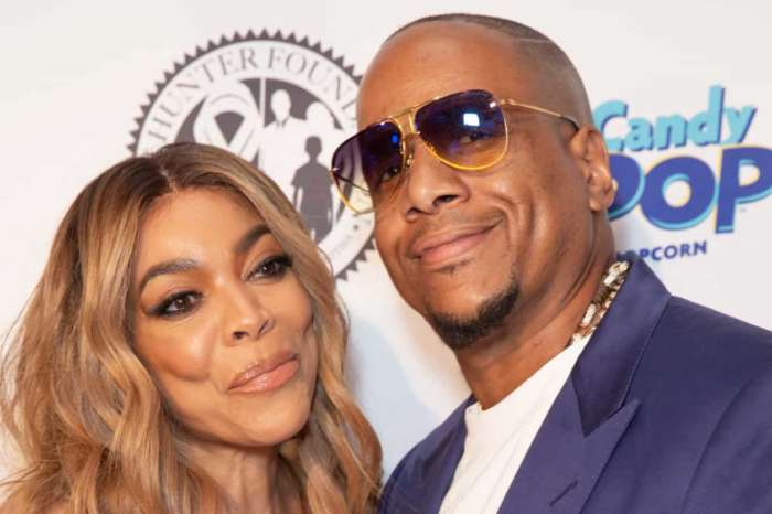 Wendy Williams Disses Ex-Husband Kevin Hunter - Says She's Back On TV While He's Changing Diapers!