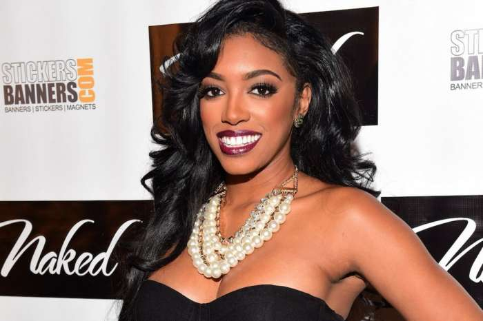 Porsha Williams Is The First Ambassador For March Of Dimes Organization - The Rainbow Theme Is Really Personal To Her
