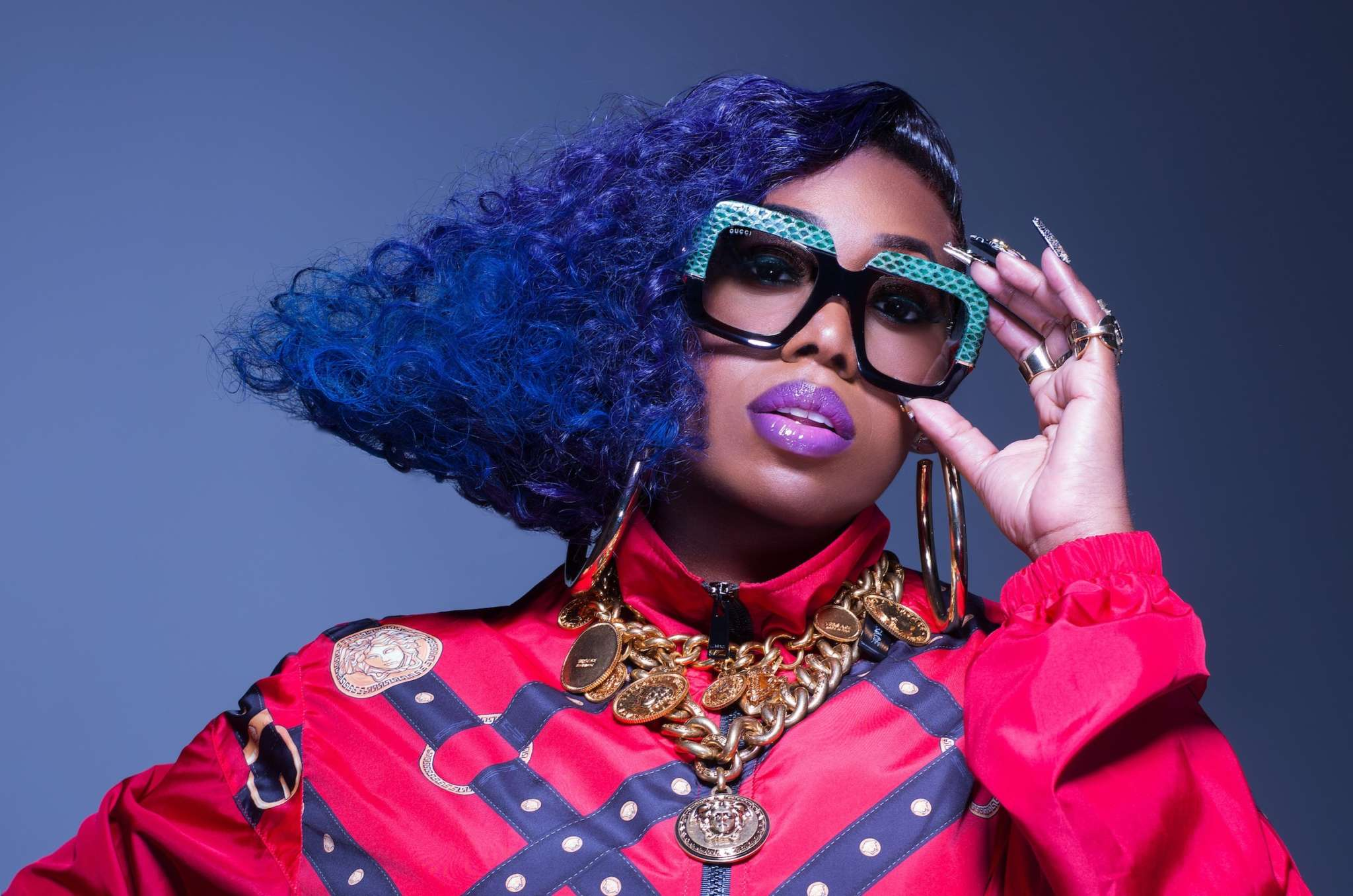 Missy Elliott Recreates The Classic 'Supa Dupa Fly' Album Cover After 22 Years - See It Here!