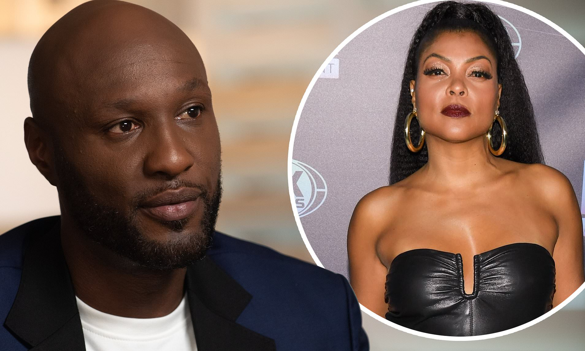 Lamar Odom Speaks About His Relationship With Taraji P. Henson And Brings Up Khloe Kardashian - See The Video