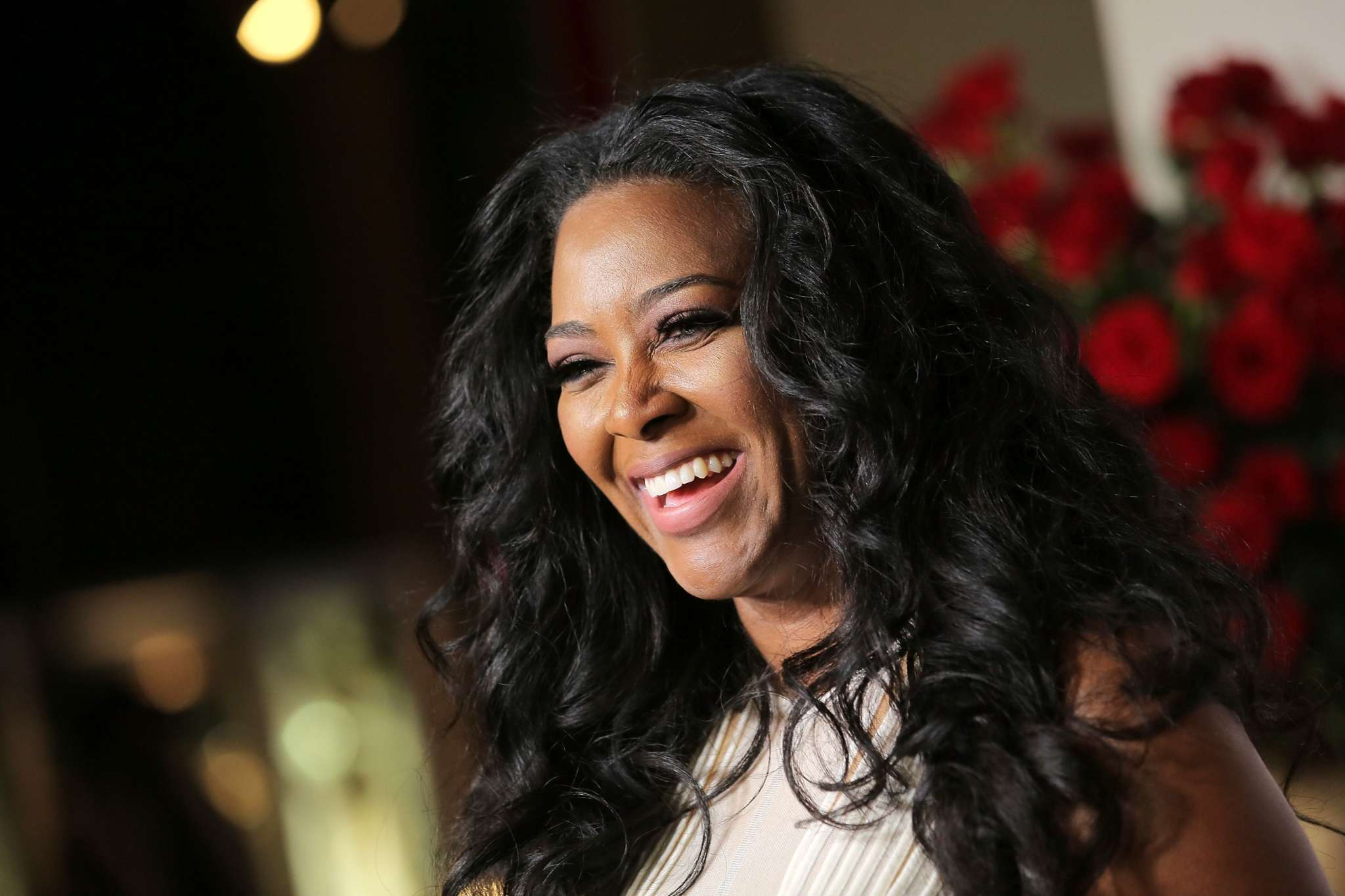 Kenya Moore Unveils Her Comeback On RHOA - See The Photo And Her Message