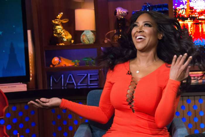 Kenya Moore Meets One Of Her Idols - See Her Photos And Emotional Message - Fans Are Begging Her To Forgive Marc Daly