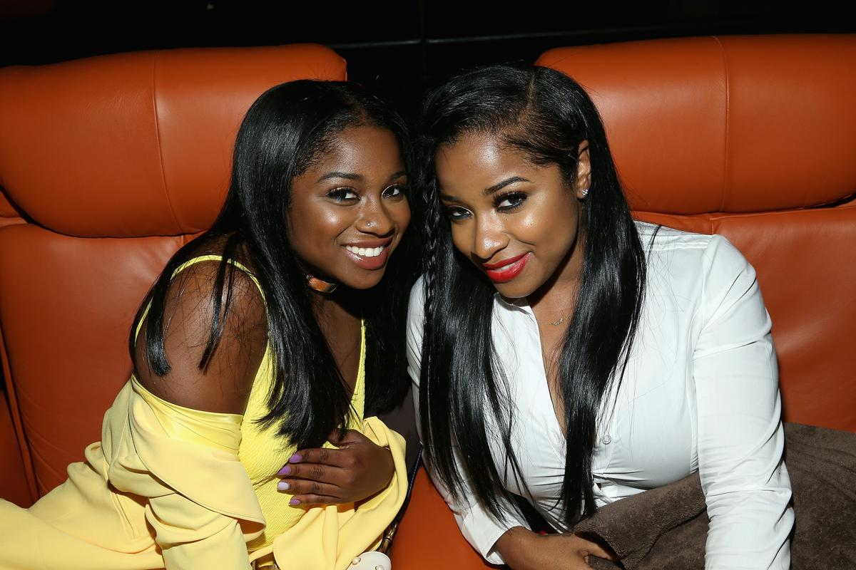 Reginae Carter And Her Mom, Toya Wright Writes Sweet Messages In The Memory Of Josh, Toya's Late Brother