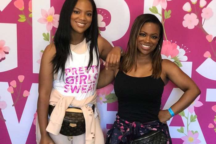 Kandi Burruss Shares A Sweet Clip Featuring Her Daughter, Riley Burruss From The Recent Fendi Event