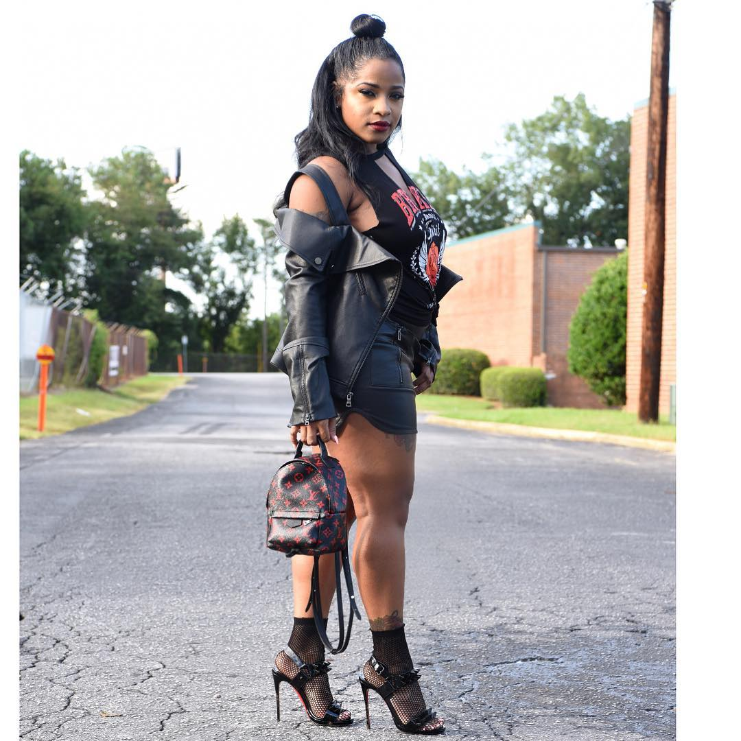 Toya Wright Hits The Gym After A Two-Weeks Break - Fans Praise Her Slim Figure