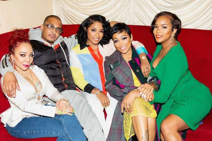 Toya Wright Looks Gorgeous Together With Tiny Harris And LeToya Luckett