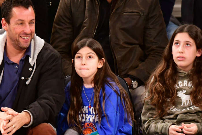 Adam Sandler And His Daughters Cover Taylor Swift Song Lover At Charity Event – Video Goes Viral