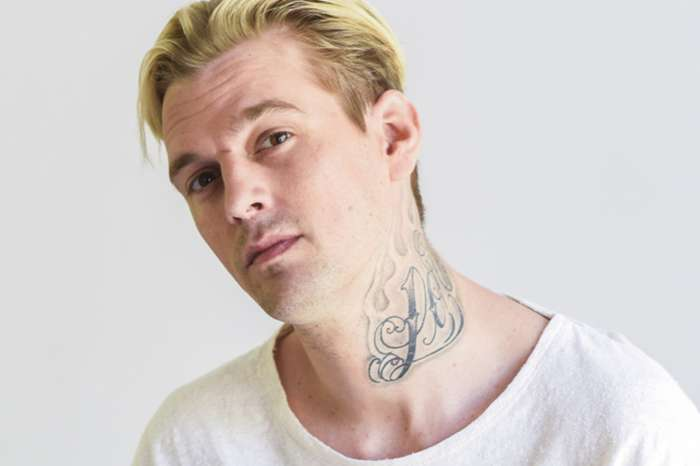 Aaron Carter Attacks President Donald Trump In Wild Rants After Showing Off New Facial Tattoo