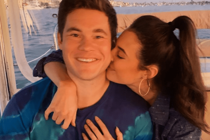 Pitch Perfect Star Adam Devine Engaged To Actress Chloe Bridges